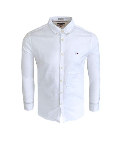 Chemise Tommy Jeans homme Chemise TH-470 blanc