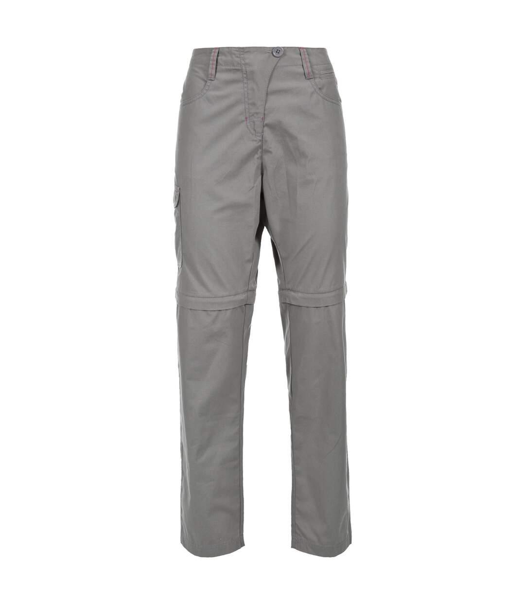 Trespass - Pantalon Rambler - Femme (Gris) - UTTP3592