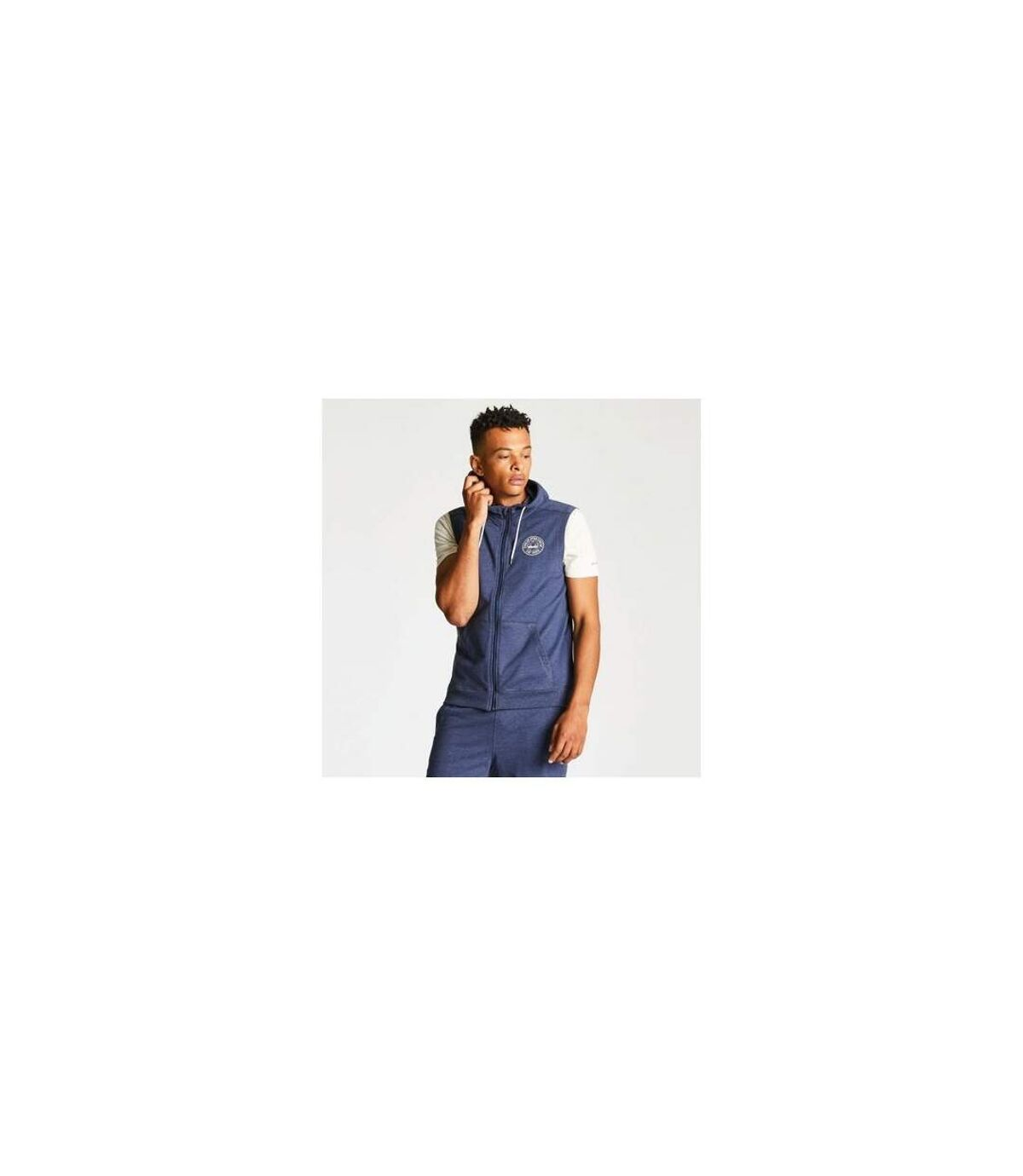 Dare 2B Mens Observant Vest (Peacoat Blue) - UTRG3341