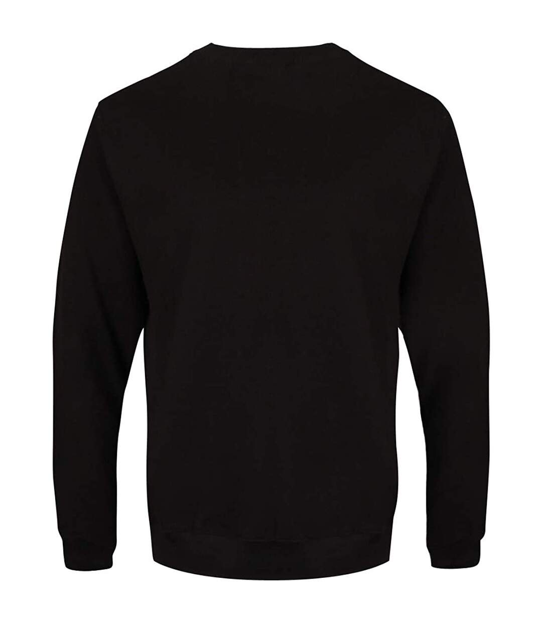 Grindstore Mens Inverted Cross Jumper (Black) - UTGR3381