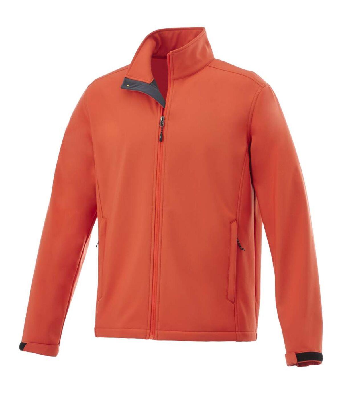 Elevate Mens Maxson Softshell Jacket (Blue) - UTPF1866