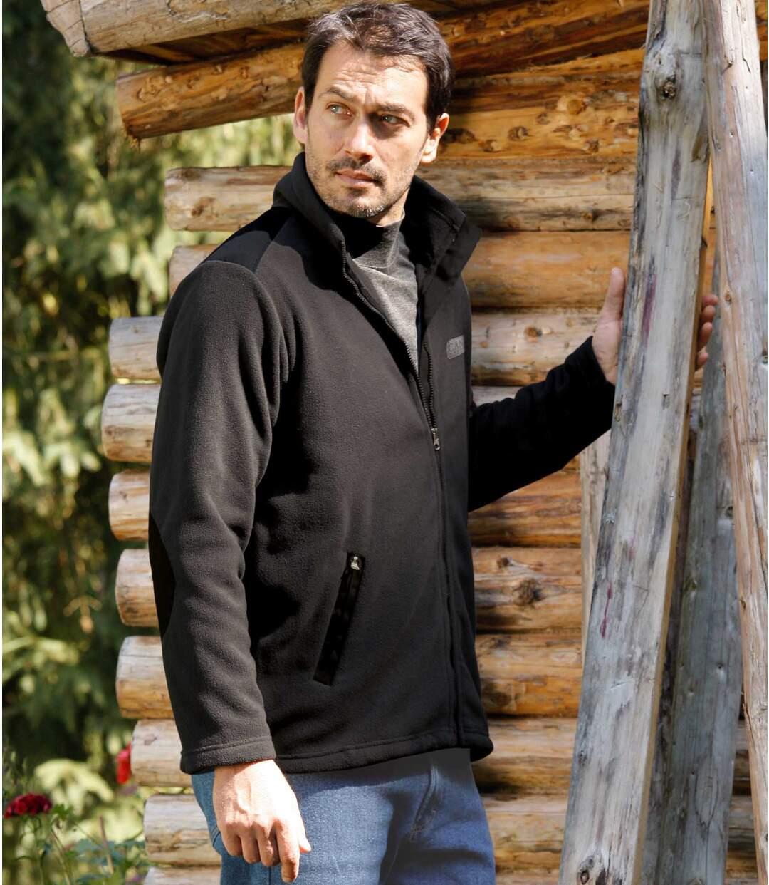 Флисовая Куртка «Wood River»