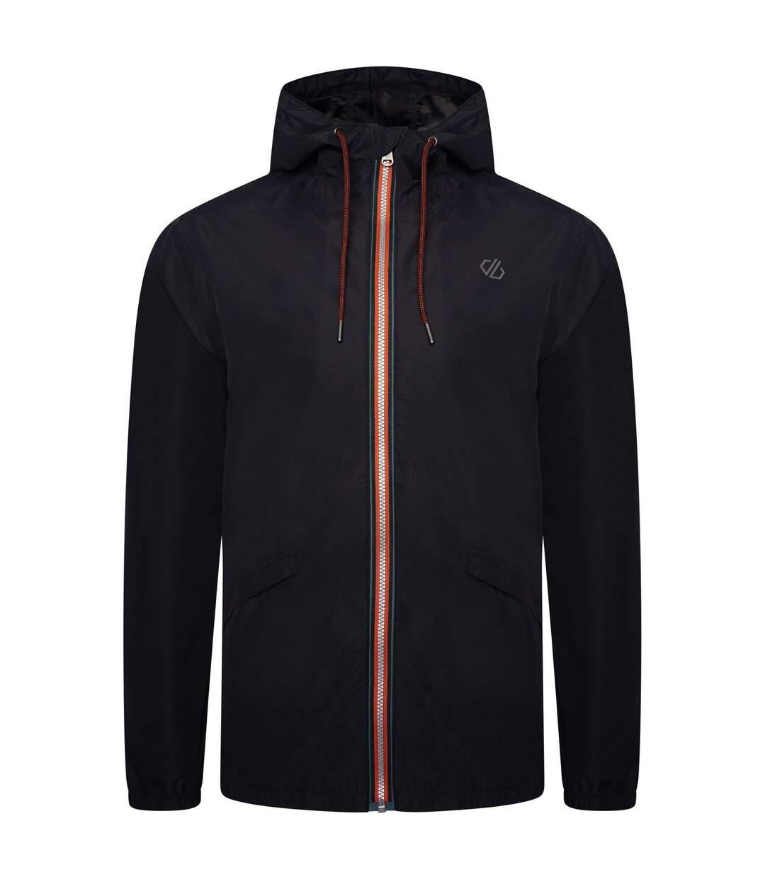 Dare 2B Mens Occupy Jenson Button Lightweight Jacket (Black) - UTRG5969