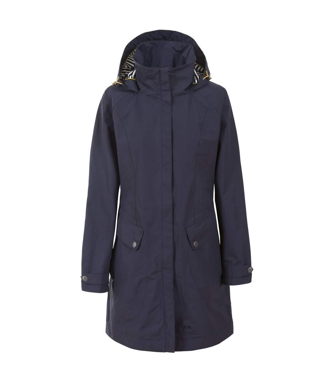 Trespass Womens/Ladies Rainy Day Waterproof Jacket (Fawn) - UTTP3613