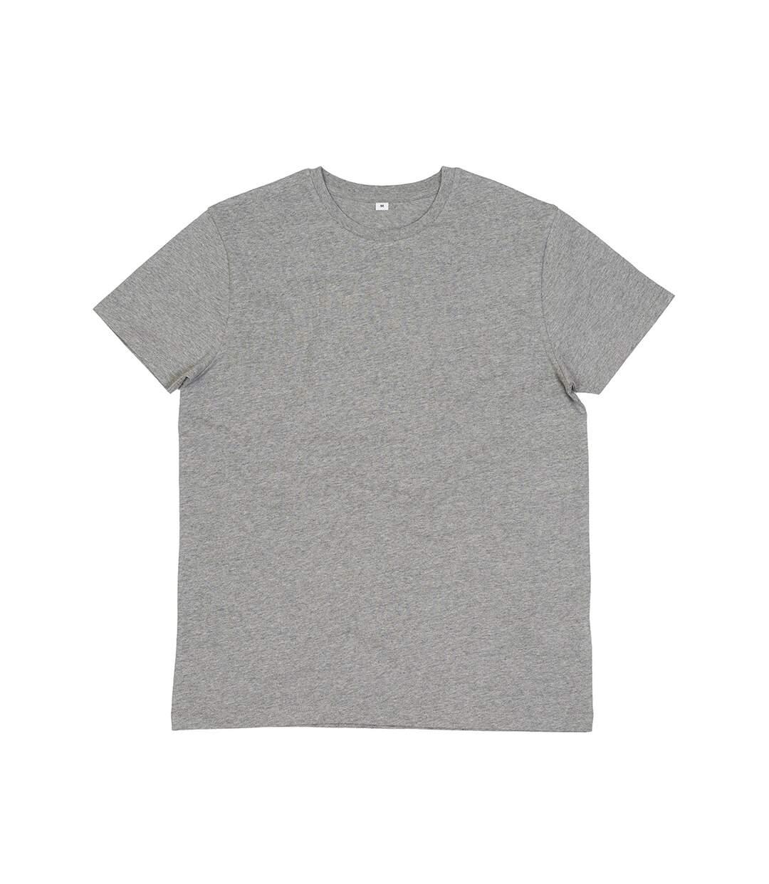 Mantis Mens Organic T-Shirt (Heather Marl) - UTPC3964