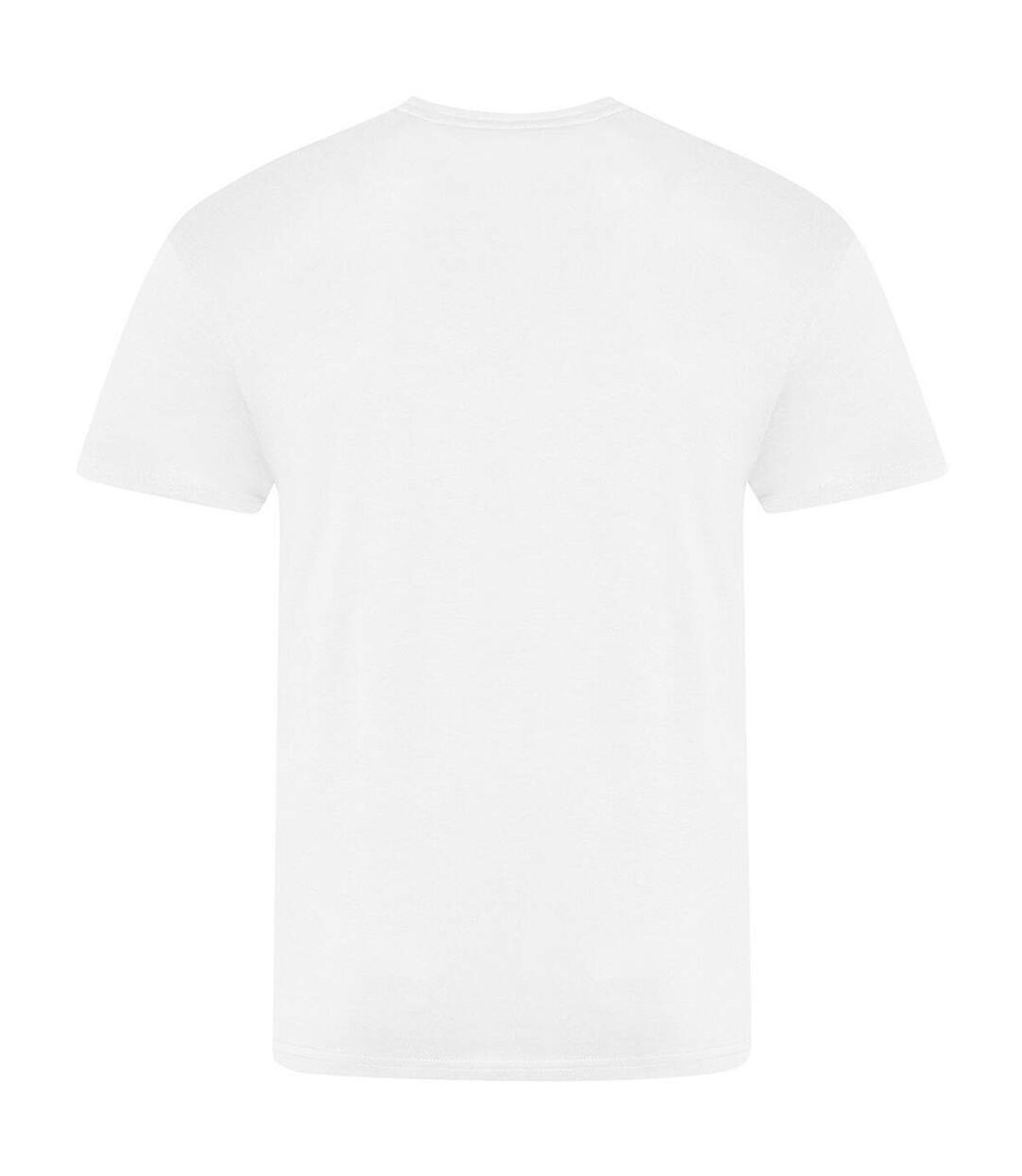 AWDis Just Ts Mens The 100 T-Shirt (White) - UTPC4081