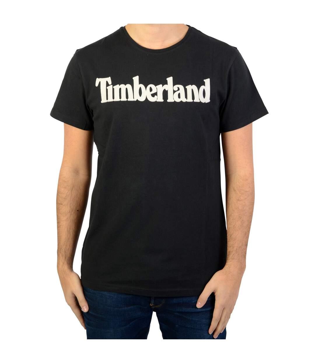 Tee-Shirt Timberland SS Brand Tree Lin Re