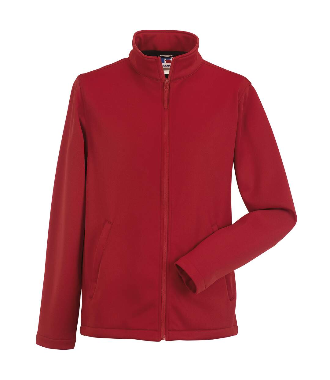 Russell Mens Smart Softshell Jacket (Classic Red) - UTBC1509