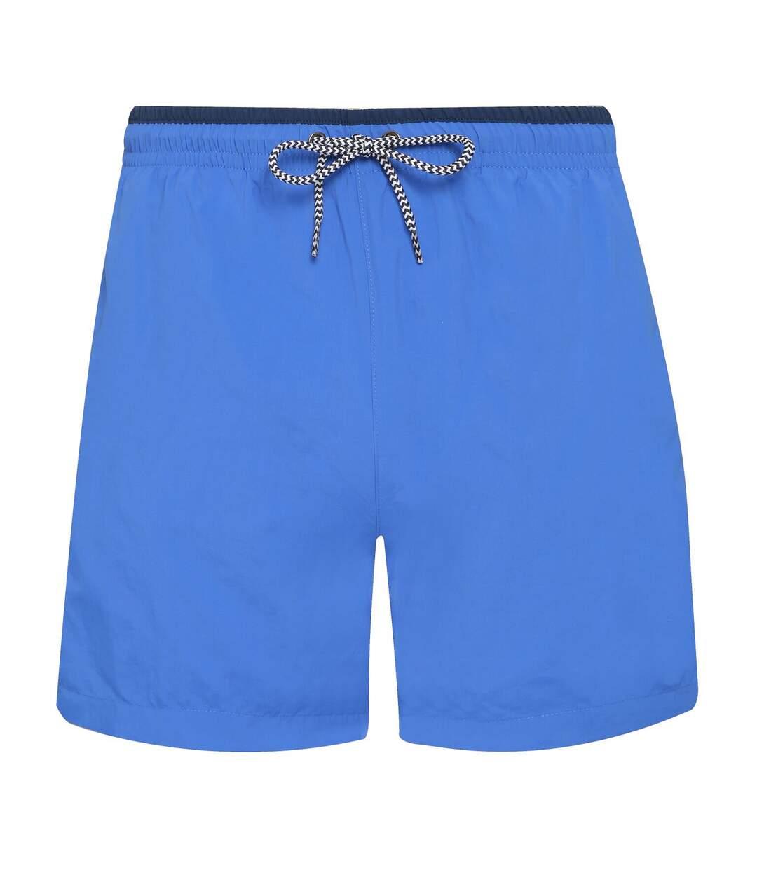 Asquith & Fox Mens Swim Shorts (Royal/Navy) - UTRW6242