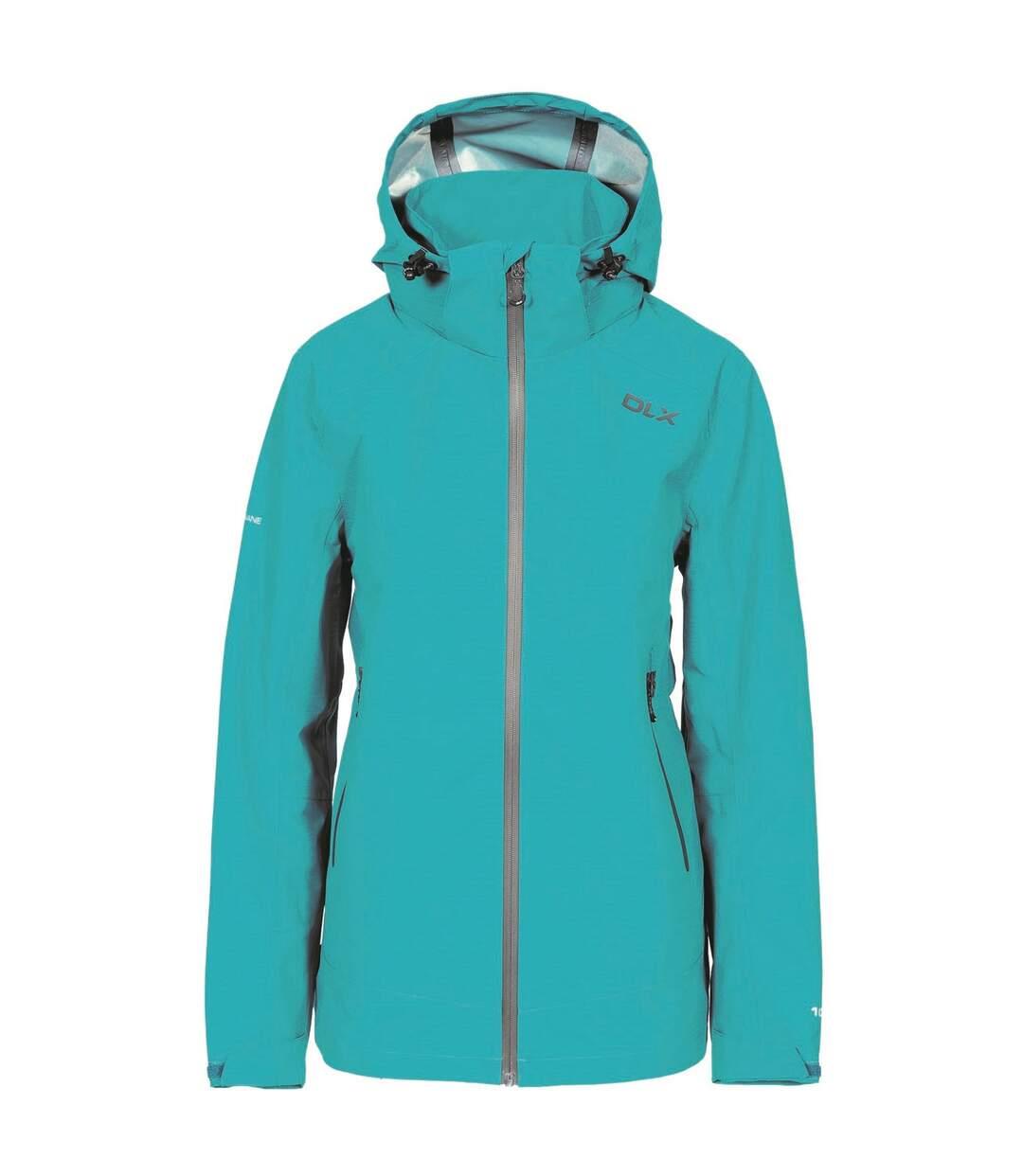 Trespass Womens/Ladies Gayle Waterproof Jacket (Ocean Green) - UTTP4653