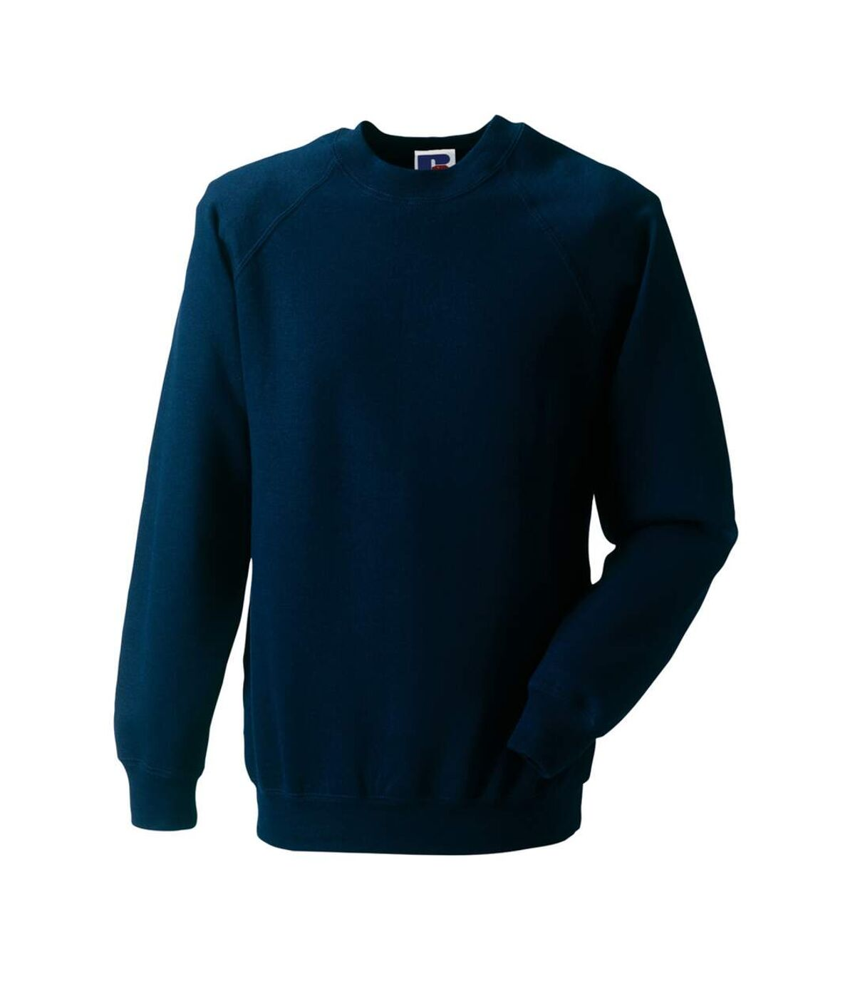 Russell Classic Sweatshirt (Bright Royal) - UTBC573