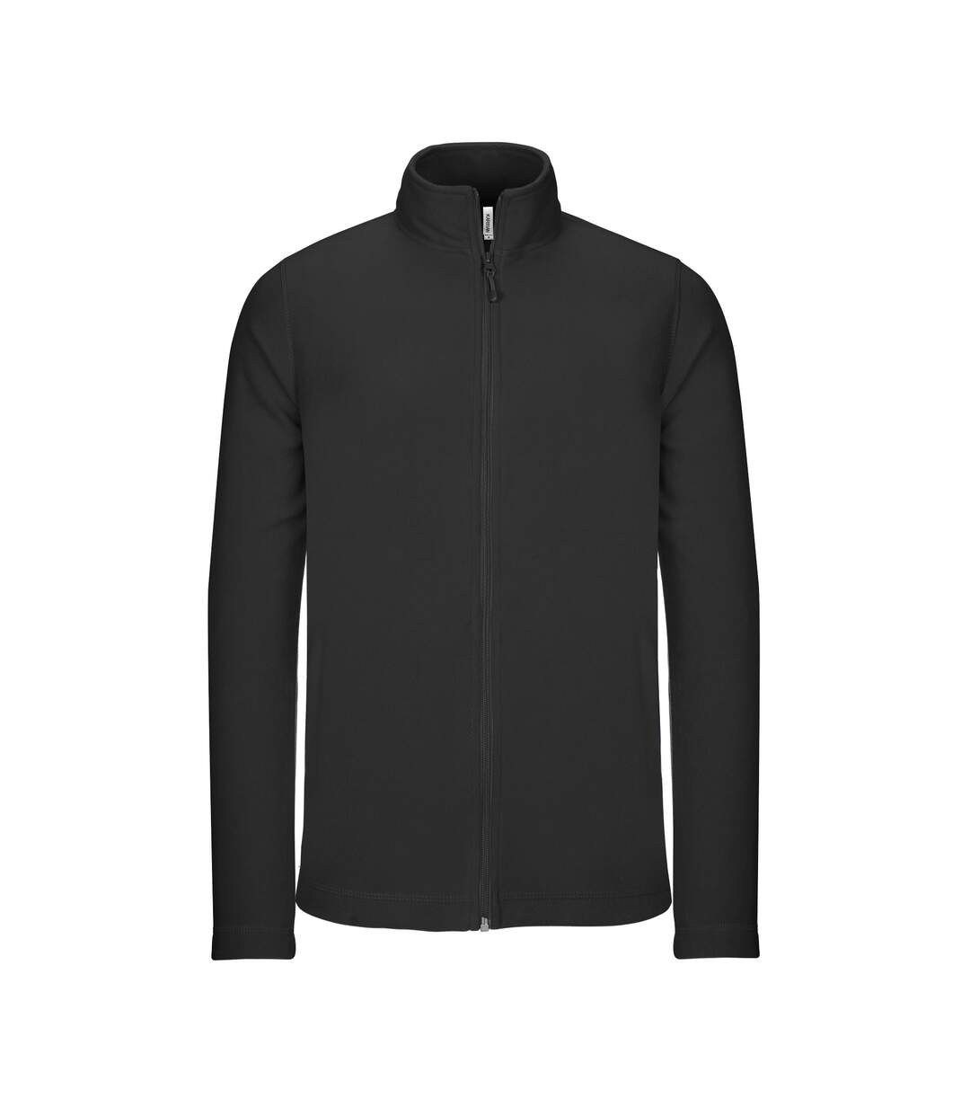 Kariban Mens Full Zip Microfleece Jacket (Black) - UTRW5625