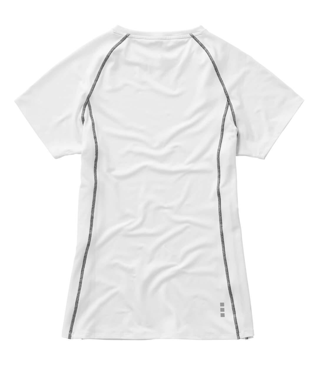 Elevate - T-Shirt Manches Courtes Kingston - Femme (Blanc) - UTPF1881