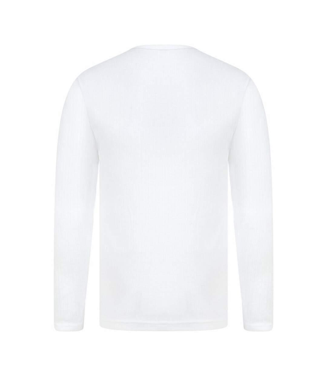 Absolute Apparel - T-shirt thermique - Homme (Blanc) - UTAB122