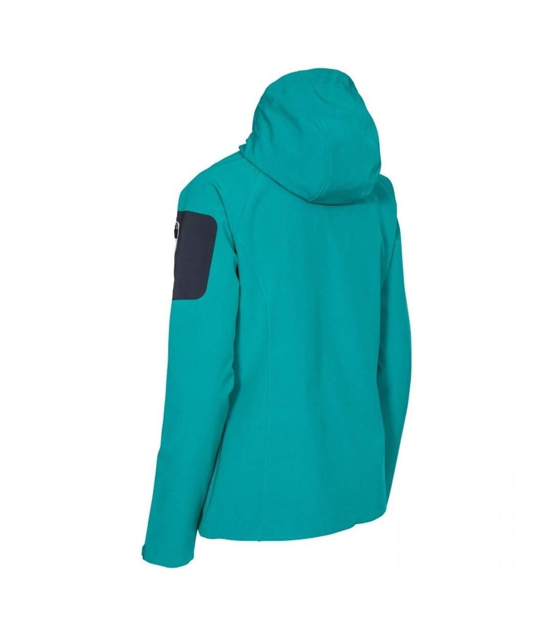 Trespass Womens/Ladies Landry Waterproof Softshell Jacket (Navy) - UTTP4614