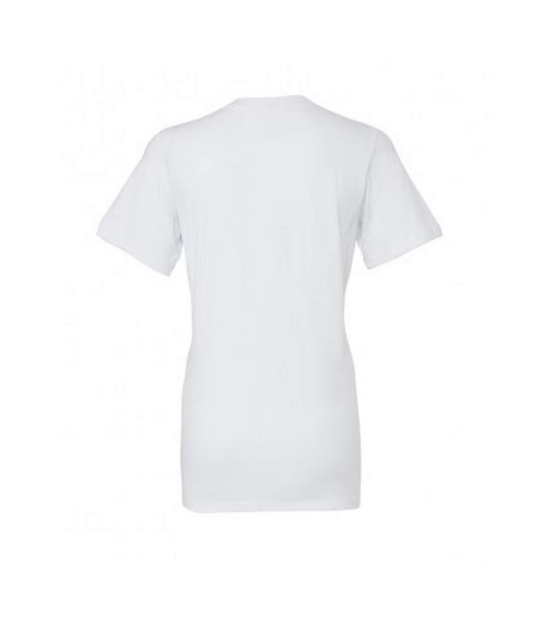 Bella - T-Shirt Jersey - Femme (Blanc) - UTPC3876