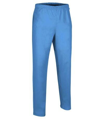 Pantalon jogging homme - COURT - bleu dauphin