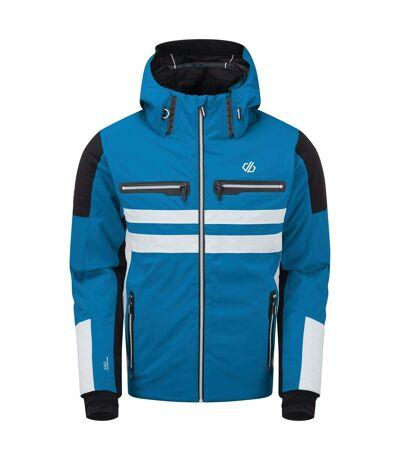 Dare 2B Mens Surge Out Insulated Ski Jacket (Petrol Blue) - UTRG5279