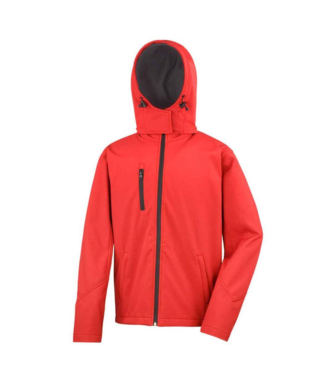 Veste softshell performance - R230M - Homme - rouge