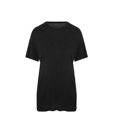 Ecologie Mens Daintree EcoViscose T-Shirt (Jet Black) - UTPC4090