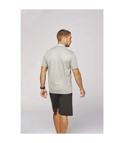 Kariban Proact Mens Short Sleeve Performance Polo Shirt (Orange) - UTRW4246