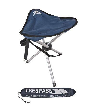 Trespass Tripod - Tabouret de camping (Bleu) (Taille unique) - UTTP503