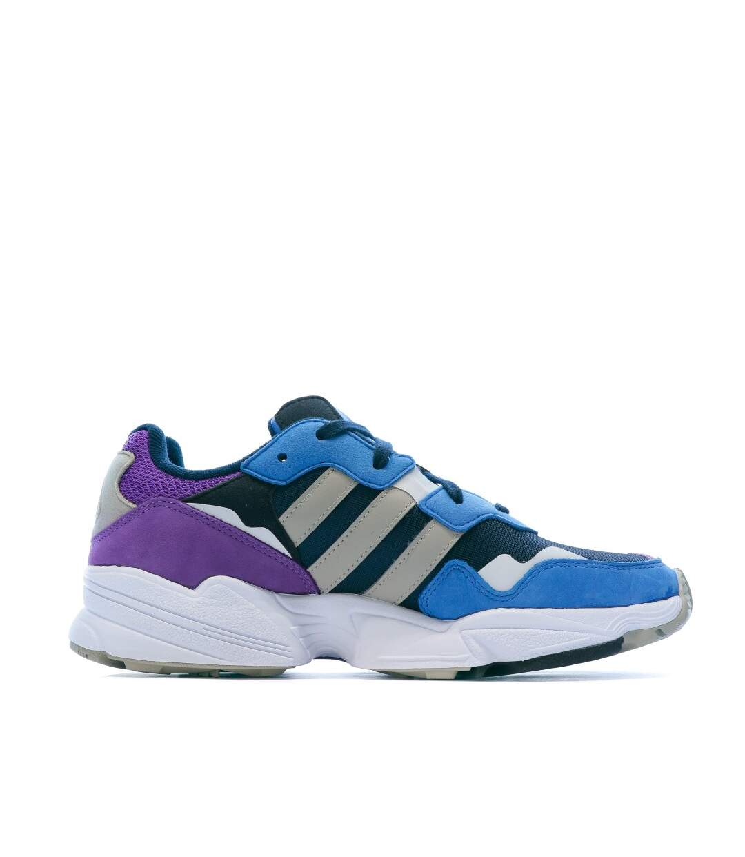Grande Vente Yung-96 Baskets bleues homme Adidas dsf.d455nksdKLFHG