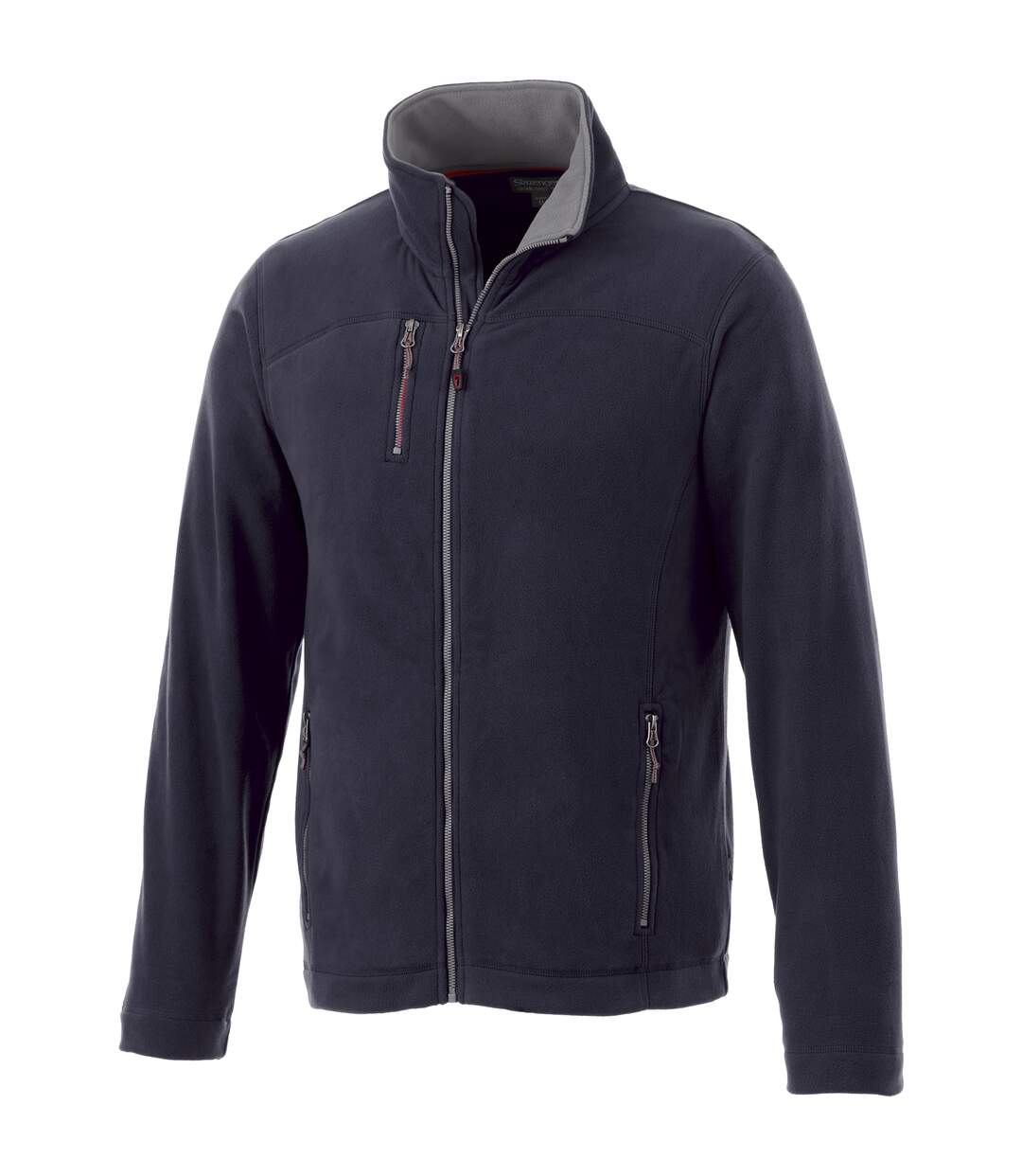 Slazenger Mens Pitch Microfleece Jacket (Red) - UTPF1797