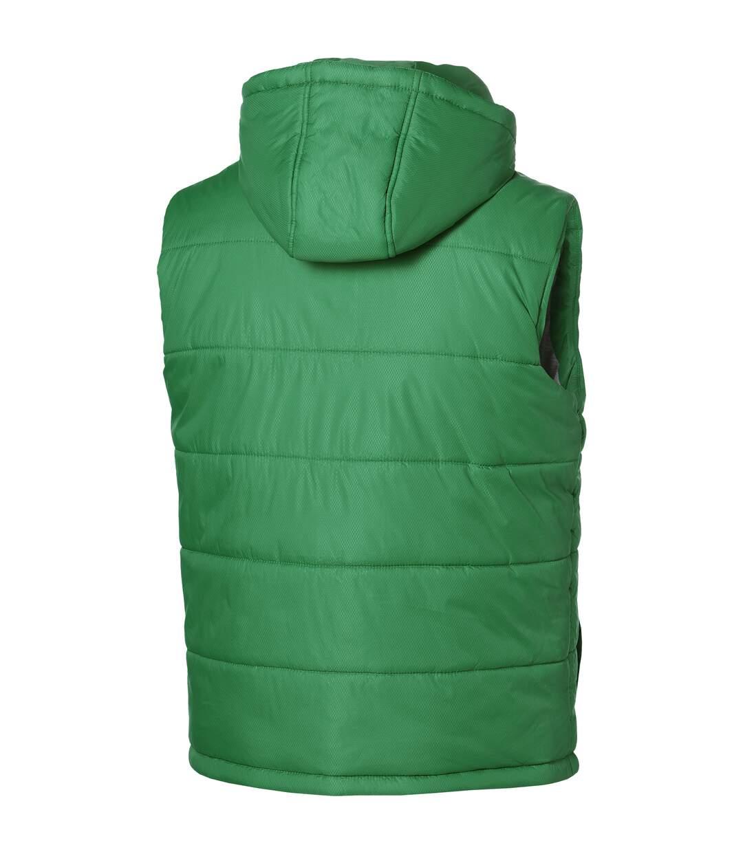Slazenger Mens Mixed Doubles Bodywarmer (Bright Green) - UTPF1789