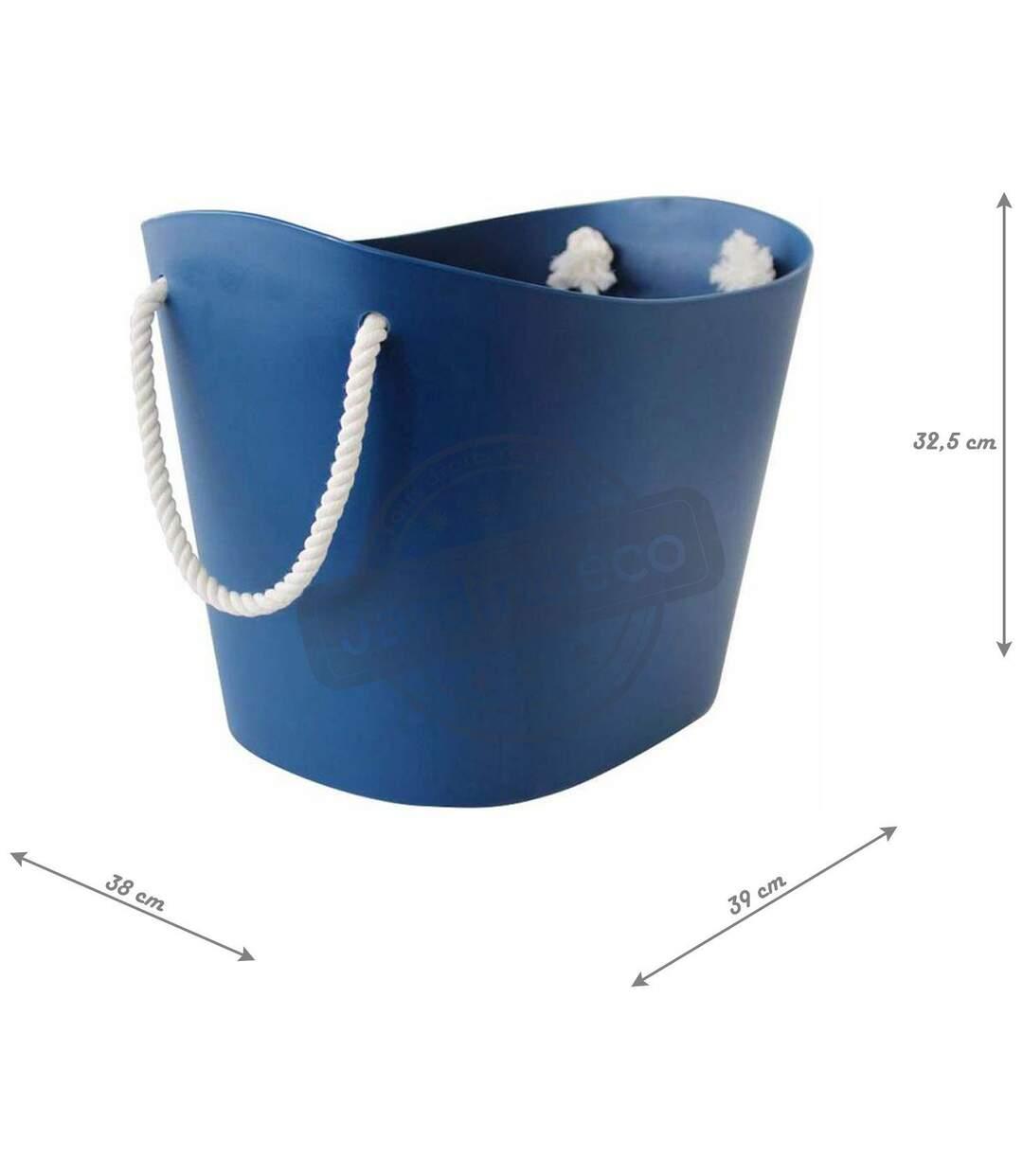 Panier de rangement 38 litres Balcolore