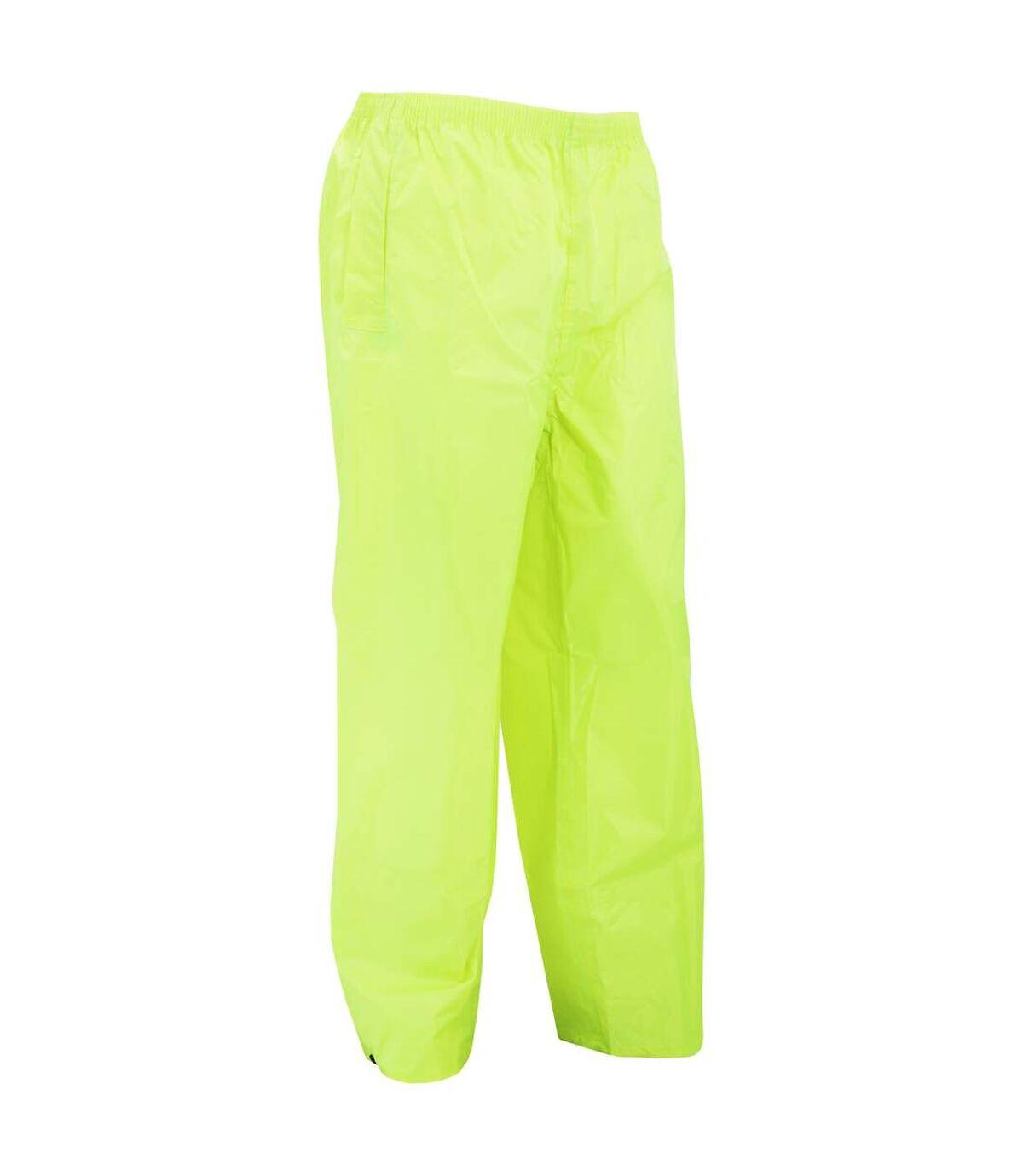 Portwest Mens Classic Rain Trouser (S441) / Pants (Navy) - UTRW1023