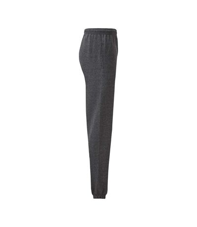Fruit Of The Loom Mens Elasticated Cuff Jog Pants / Jogging Bottoms (Deep Navy) - UTBC395