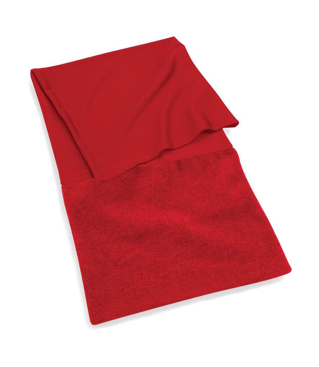 Beechfield - Tour De Cou Polaire - Femme (Rouge) (Taille unique) - UTRW267