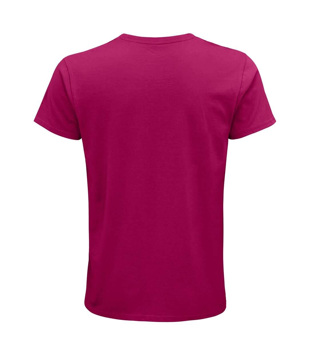 SOLS Mens Crusader Organic T-Shirt (Fuchsia) - UTPC4316
