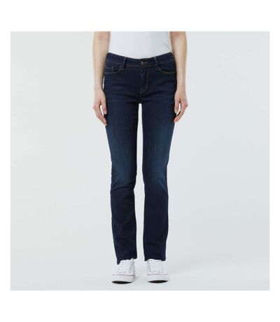Jean femme coton straight fit LC161