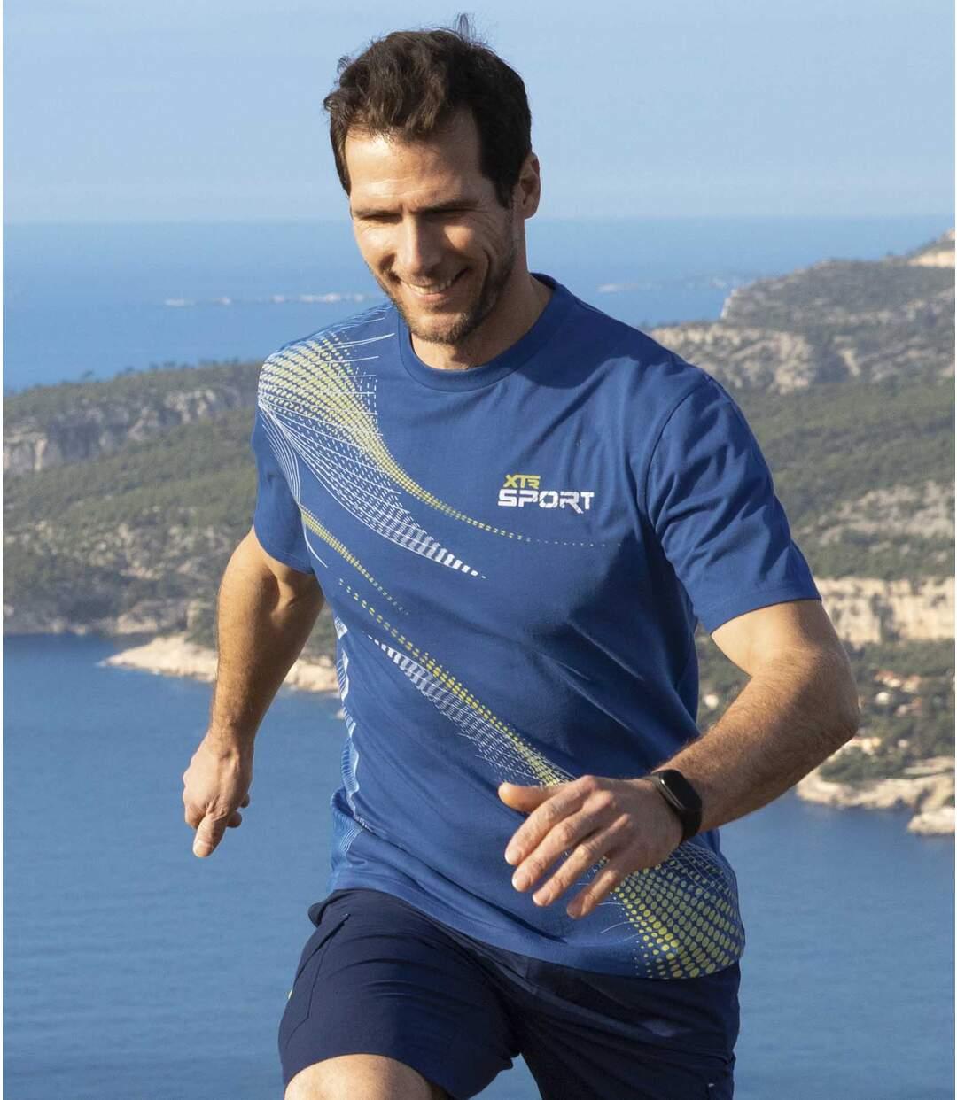 Sada 2 sportovních triček Sport
