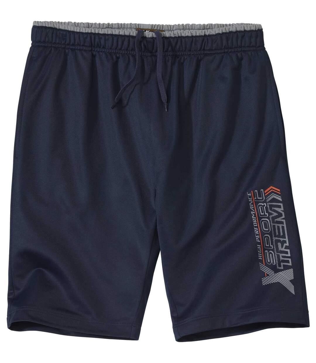 Short Navy Sport