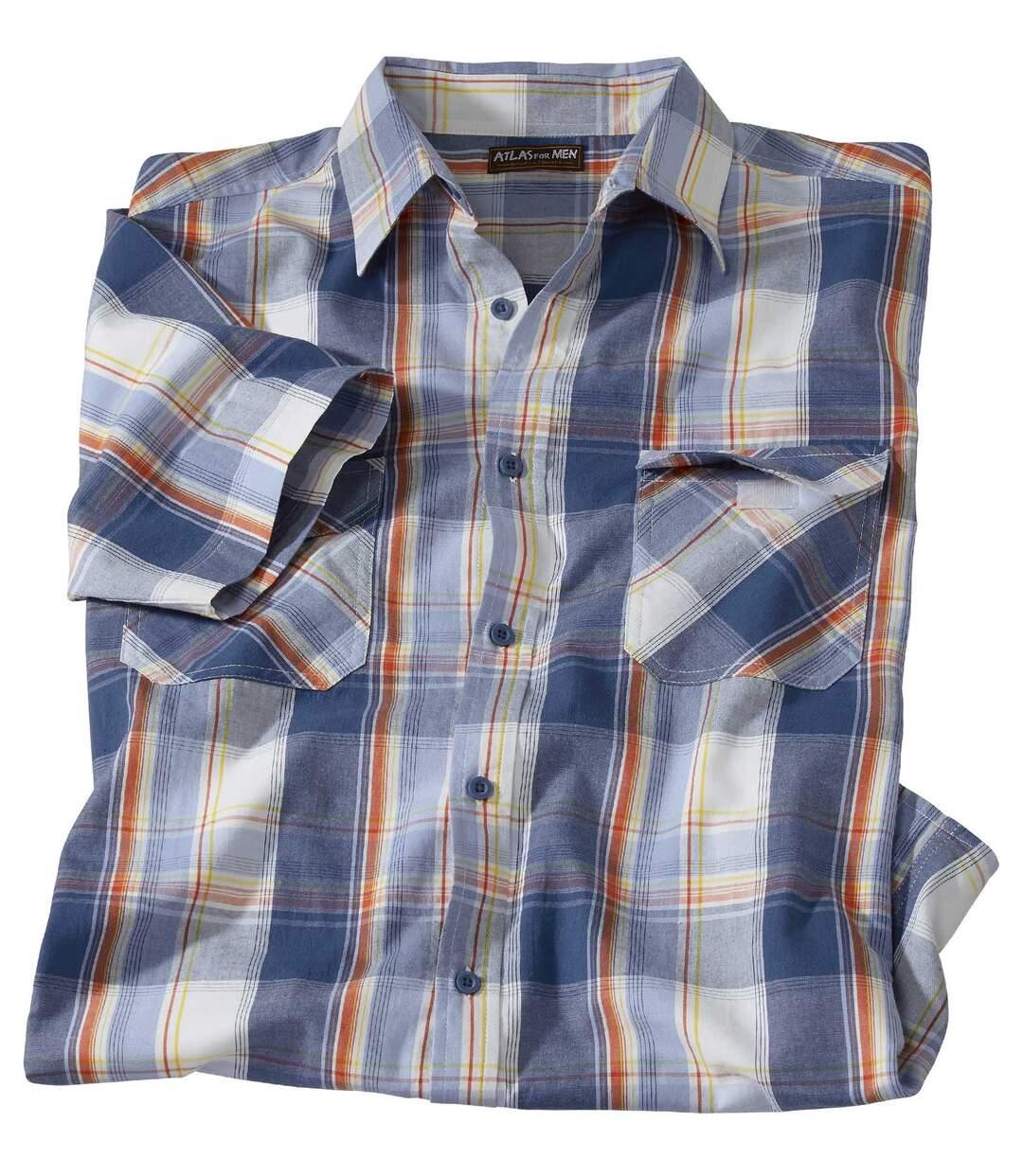 Chemise à Carreaux City Regate