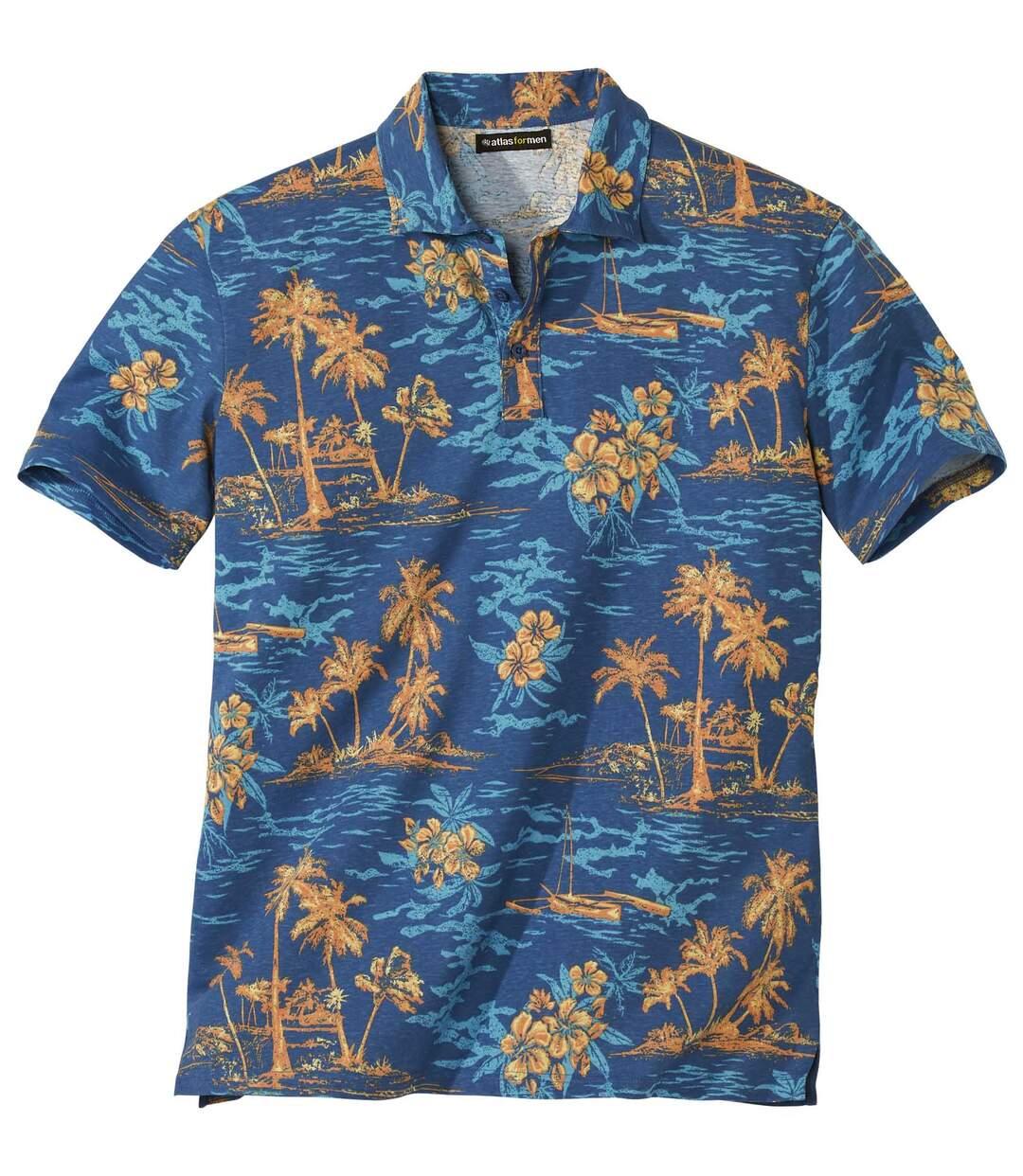 Poloshirt Exotic Travel