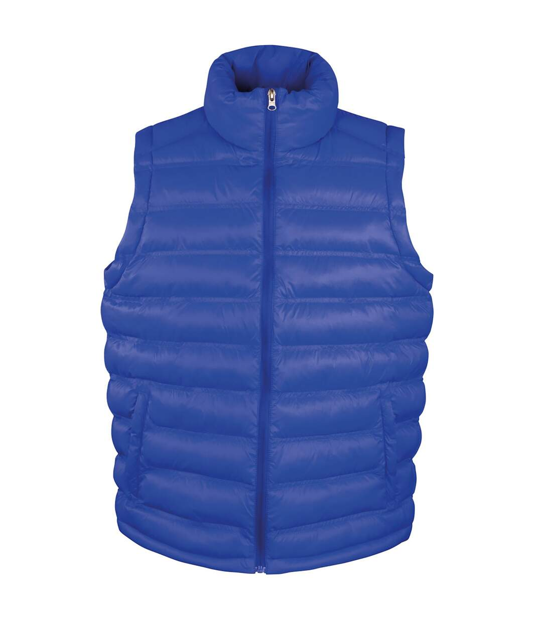 Result Mens Ice Bird Padded Bodywarmer / Gilet Jacket (Royal) - UTBC2726