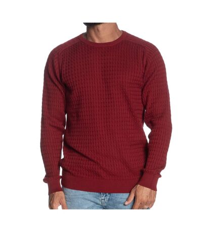 Pull Rouge Homme Selected Carlos