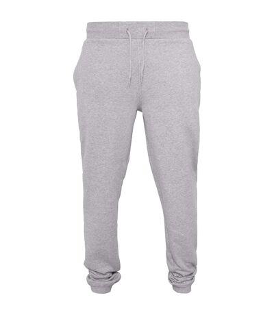 Build Your Brand Mens Heavy Sweatpants (Black) - UTRW5678