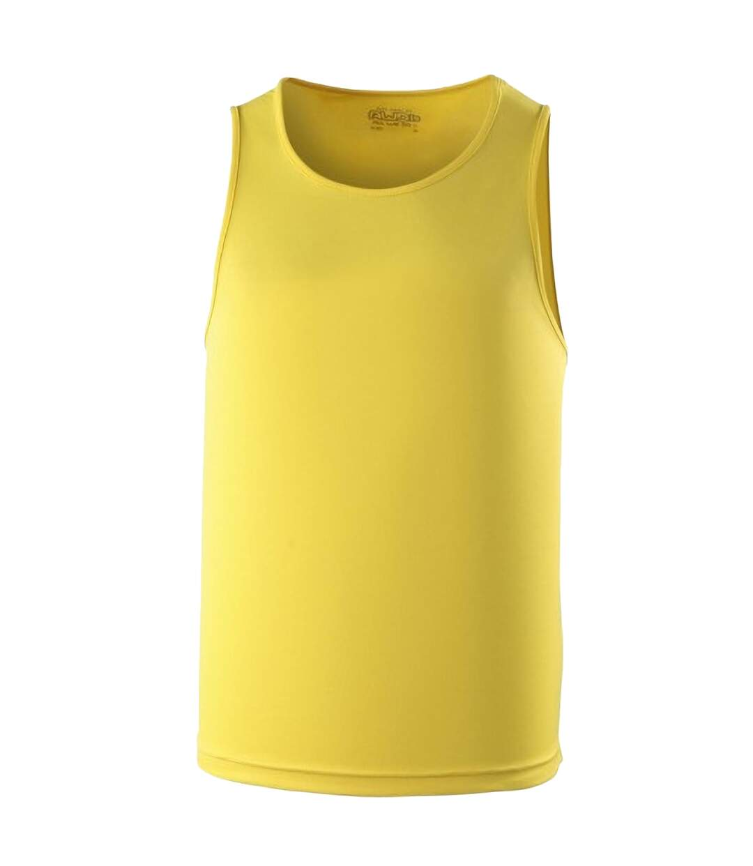 Just Cool Mens Sports Gym Plain Tank / Vest Top (French Navy) - UTRW687