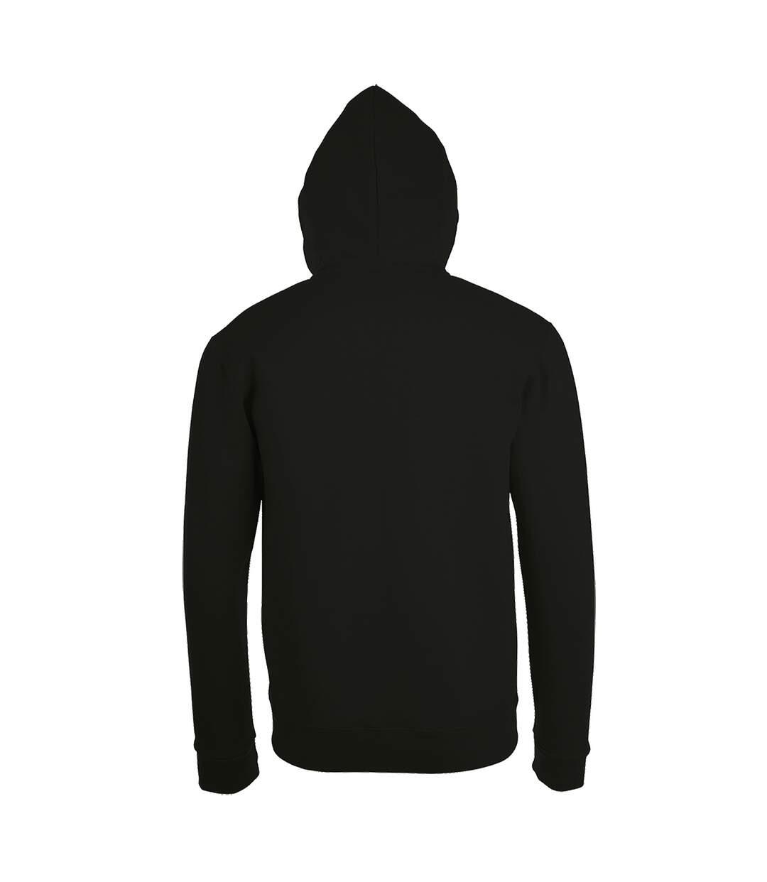 SOLS - Sweat à capuche et fermeture zippée - Homme (Bleu marine) - UTPC2784