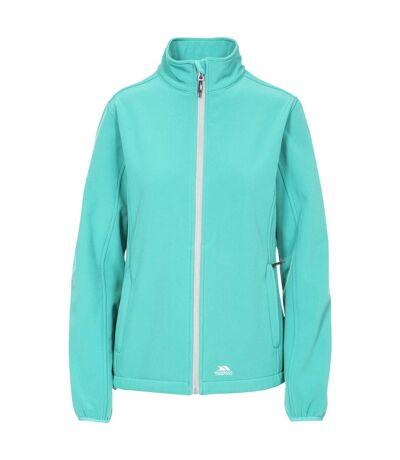 Trespass Womens/Ladies Meena Softshell Jacket (Ocean Green) - UTTP3316
