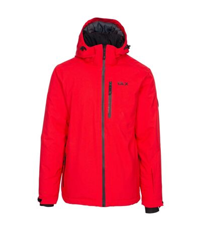 Trespass Mens Isaac DLX Ski Jacket (Red) (S) - UTTP5138