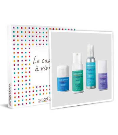 SMARTBOX - Coffret beauté visage et corps pour homme - Coffret Cadeau Sport & Aventure