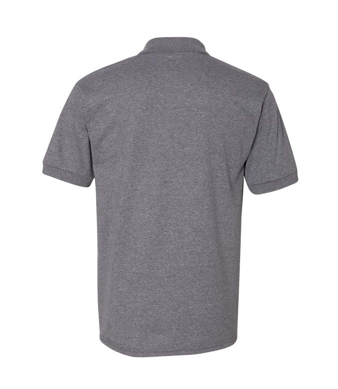 Gildan Adult DryBlend Jersey Short Sleeve Polo Shirt (Graphite Heather) - UTBC496