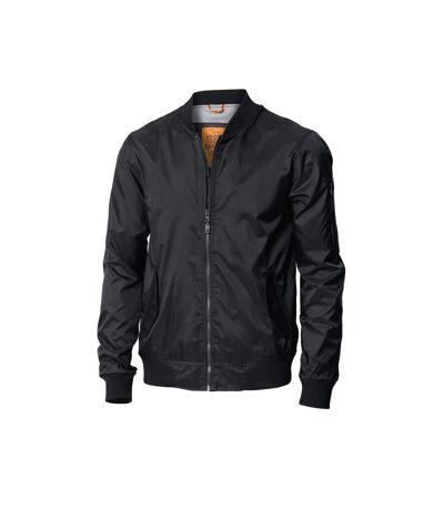 Nimbus Mens Tribeca Bomber Jacket (Dark Midnight Blue) - UTRW5144