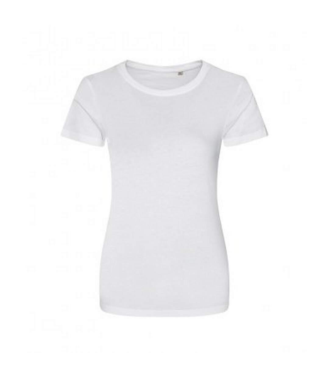 Ecologie - T-Shirt - Femme (Blanc) - UTPC3191